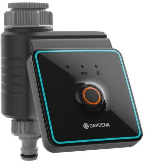 Gardena Bewässerungssteuerung Bluetooth (App programmierbarer Bewässerungscomputer, 0,5-12bar, wetterbeständig) [Amazon Vorbestellung]