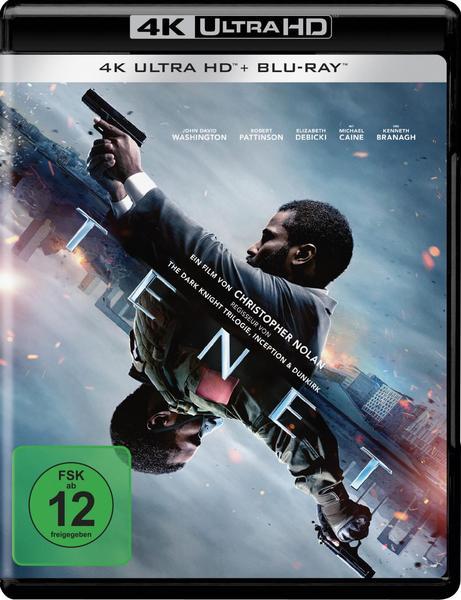 [thalia.at] Tenet (4K Ultra HD) (+ Blu-ray 2D) | Preisfehler?