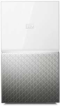 WD 4 TB My Cloud Home Duo Dual-Drive Persönlicher Cloudspeicher [Amazon]