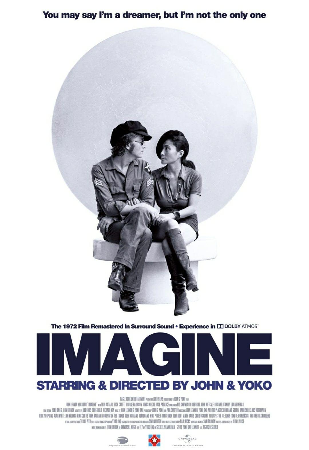 "[ARD Mediathek] ""IMAGINE - John Lennon"" kostenlos streamen [IMDb 7.4]"