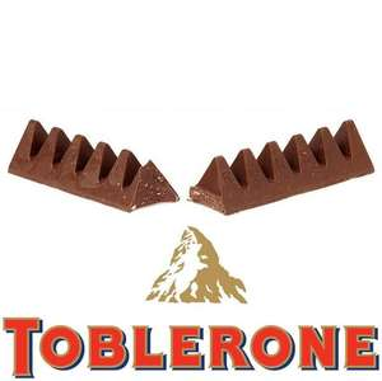 Toblerone 100g Schweizer Schokolade (7,90€/kg)
