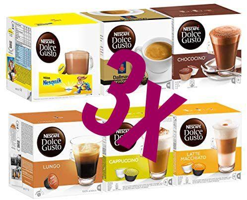 [Globus] 3x Nescafé Dolce Gusto Kapseln mit Coupon für 3,97€ (Stückpreis = 1,33€)
