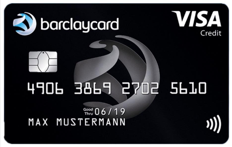 75€ Bonus zur dauerhaft kostenlosen Barclaycard Visa Kreditkarte für Neukunden