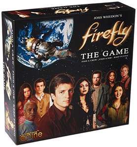 (prime) Firefly: The Game - Englische Version