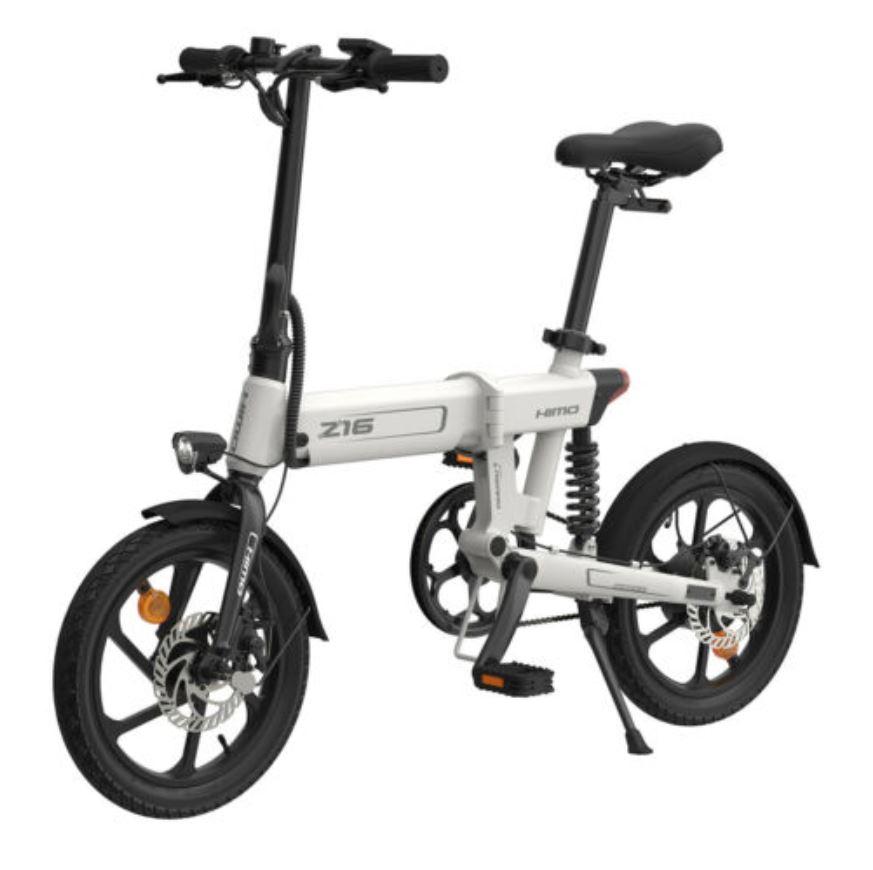 "HIMO Z16 Elektro Klappfahrrad - Elektro E bike 16"" - 25km/h - 250W (ohne Straßenzulassung)"