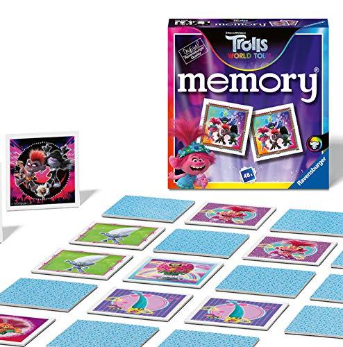 [amazon PRIME] Ravensburger Mini-Memory 48 Karten ab 3,13€ (Peppa Pig,Disney, Raya,Star Wars,Trolls,Avengers), z.B. Trolls 3,13