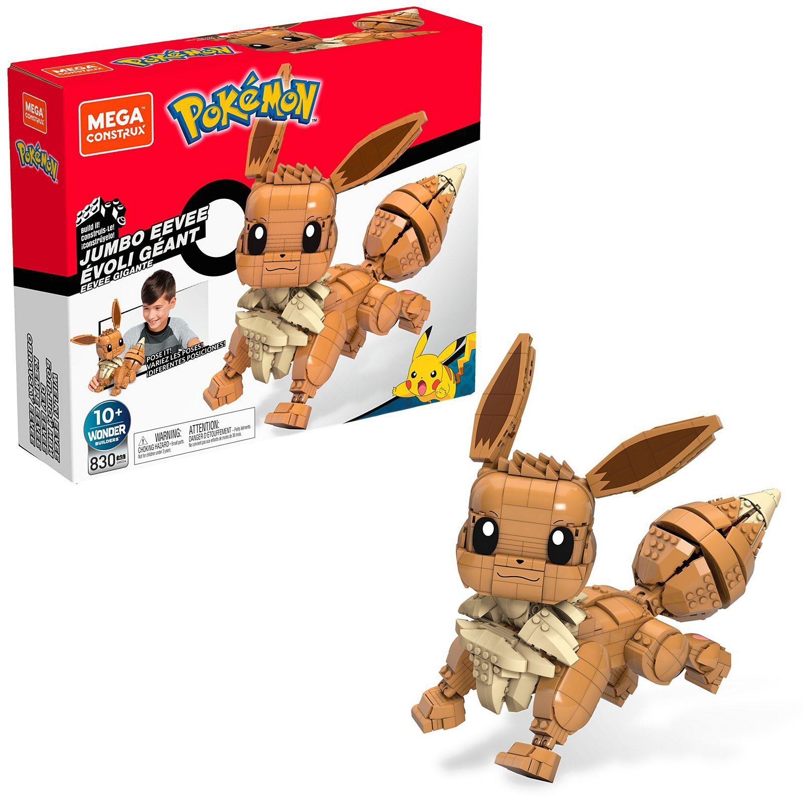 Pokemon - Mega Contrux Jumbo Eevee (GMD34) [Coolshop]