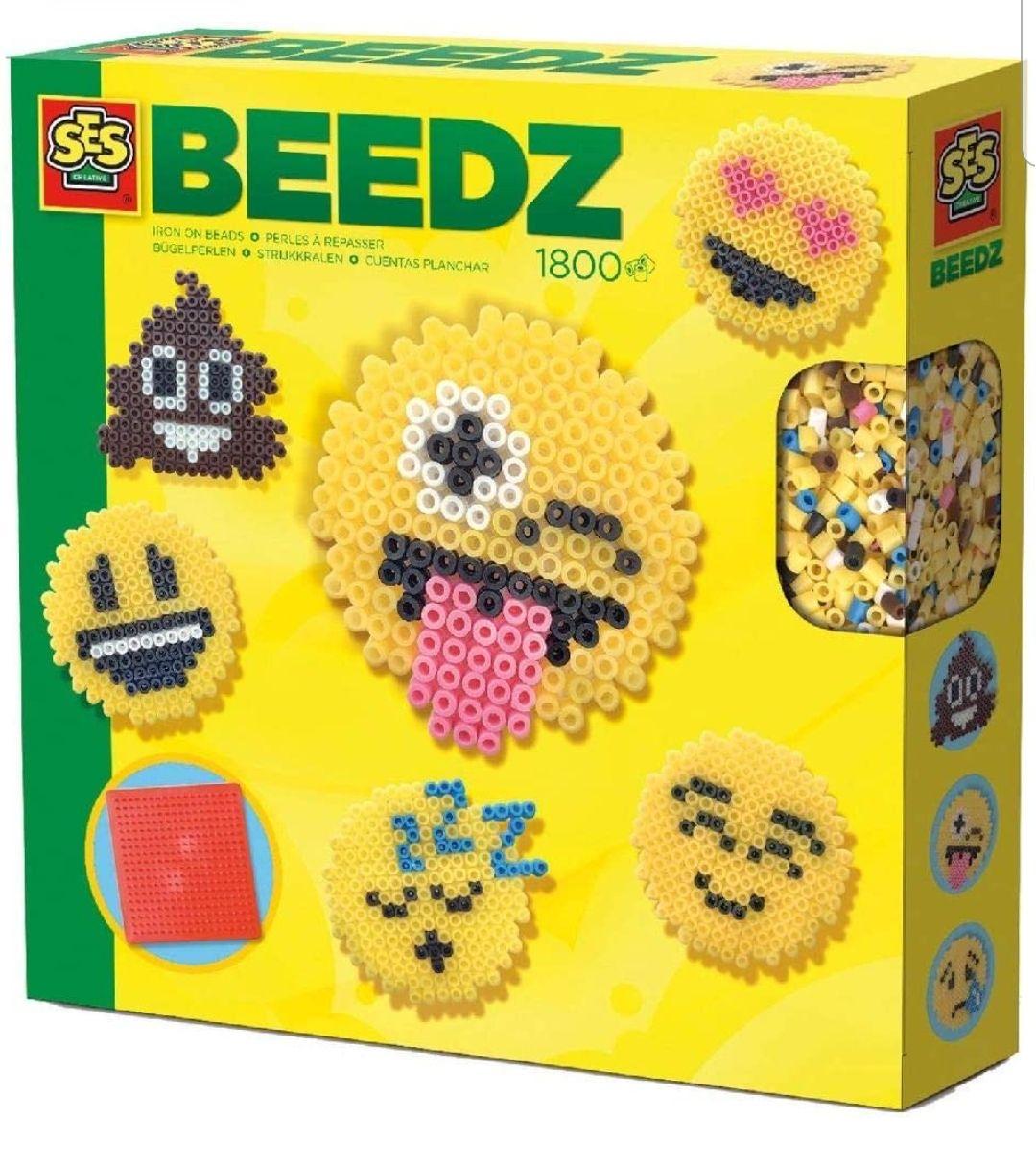 Beedz: Bügelperlen Emoticons Creative 06231-Beedz [PRIME]