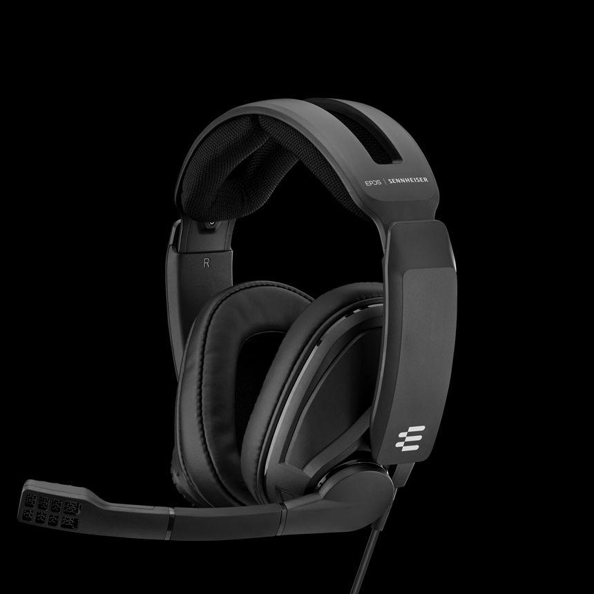 EPOS SENNHEISER GSP 300, 301, 302 , Over-ear Gaming Headset, 3 Farben, kabelgebunden [Media Markt/Amazon]