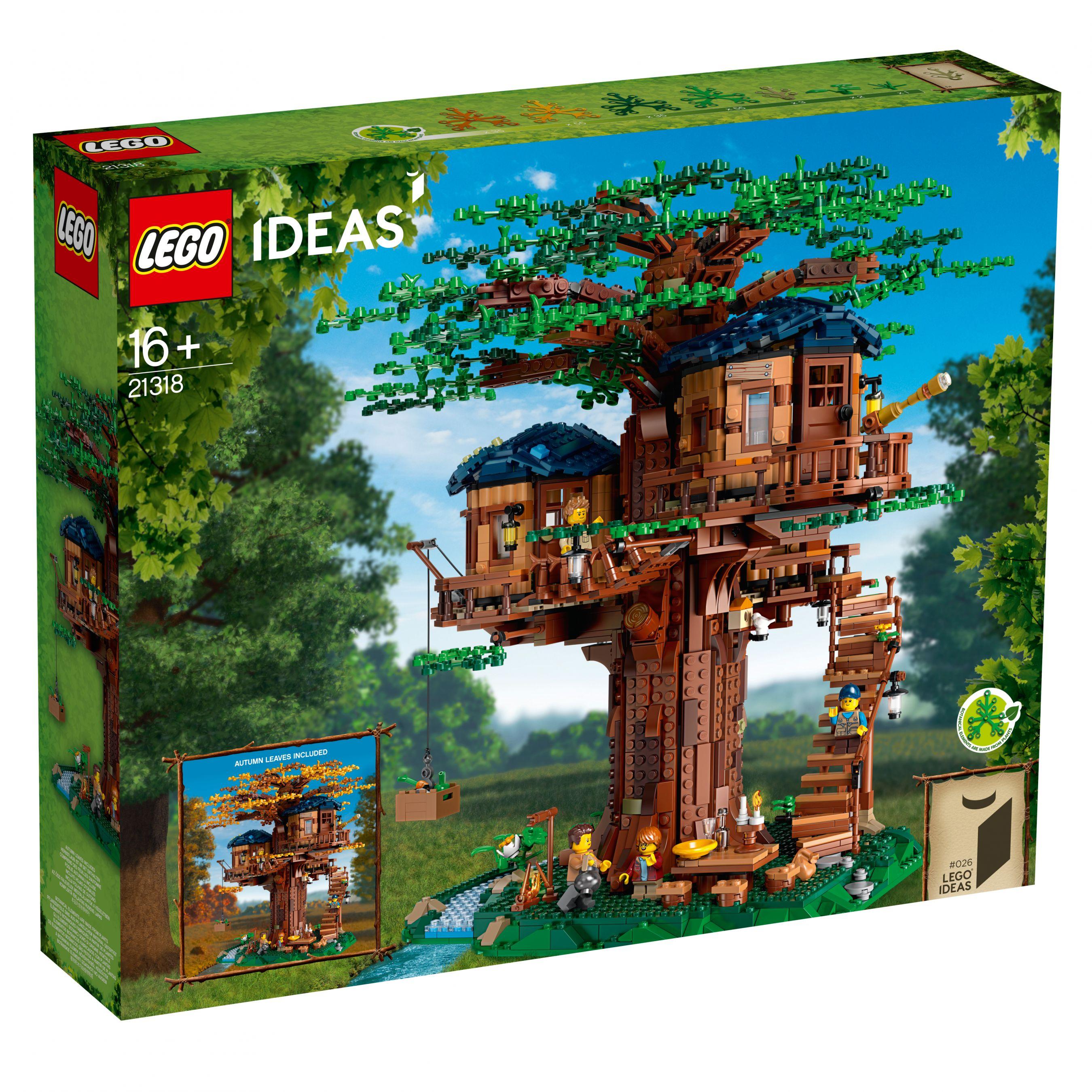 (brickshop.eu) Lego Ideas 21318 Baumhaus (UVP - 10%)