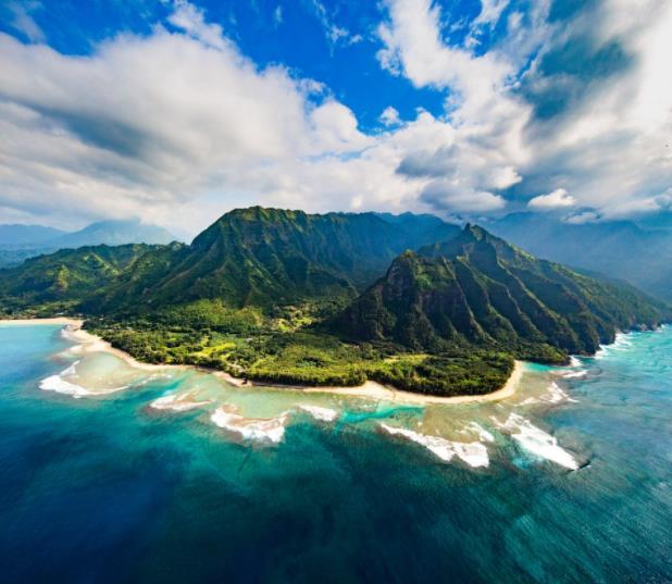 Flüge: Hawaii (Sept-Feb) Hin- und Rückflug von Frankfurt, Hamburg, Stuttgart, Düsseldorf und München ab 369€