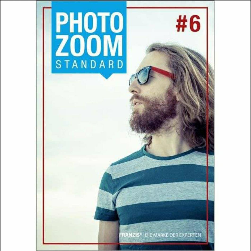 PhotoZoom 6für PC & Mac