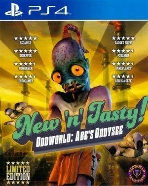 Oddworld New 'n' Tasty (evtl. personalisiert)