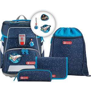 Step by Step SPACE Schulranzenset Sky Rocket, 5-teilig