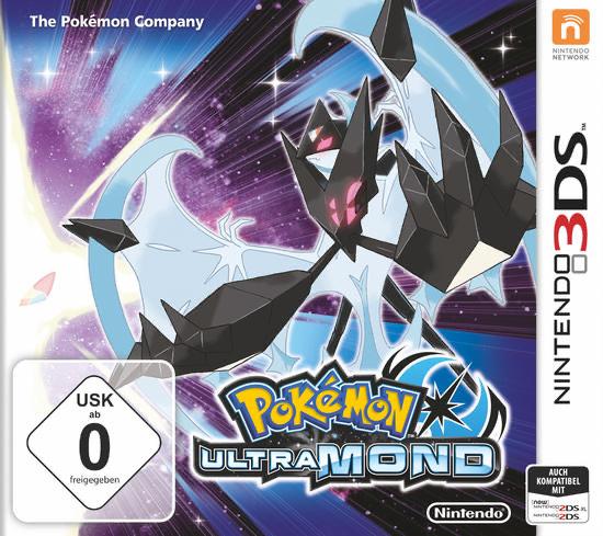Pokémon Ultramond 3DS
