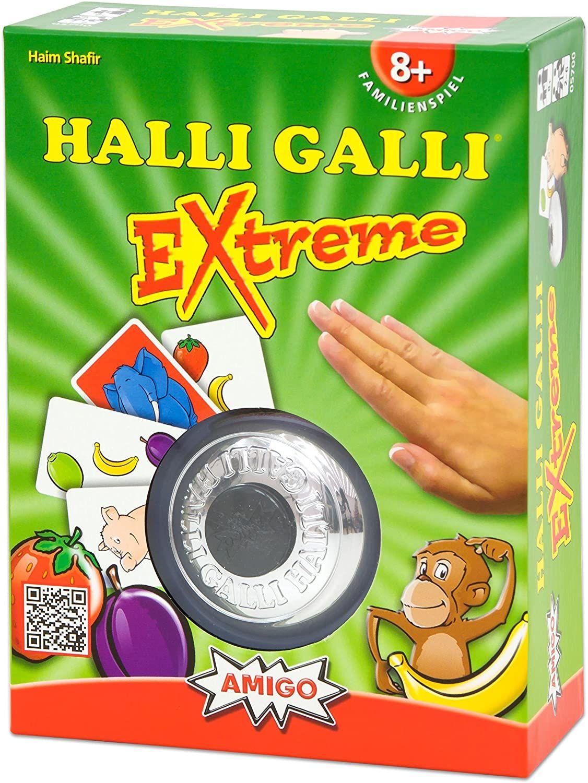 [Prime] Amigo 5700 - Halli Galli Extreme, Kartenspiel