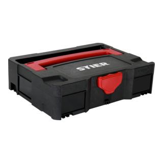Tanos T-Loc I Systainer STIER Black-Edition: ab 50€ VK-frei (T-Loc MFT … 34,33 €, baugleich Festool)