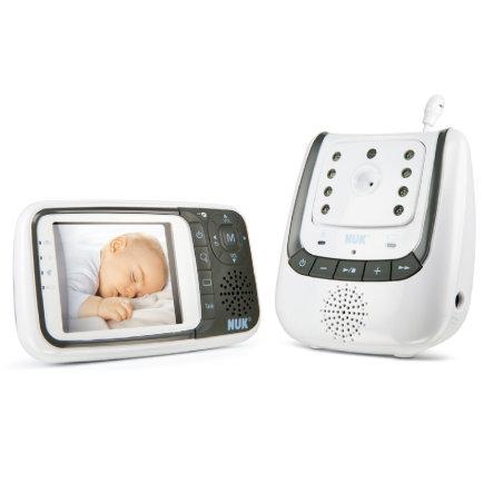 (Babymarkt) NUK Babyphone Eco Control + Video, Videobabyphone