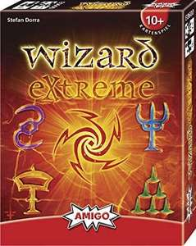 [Prime] Amigo 00903 - Wizard Extreme, Kartenspiel (BGG 6,9)