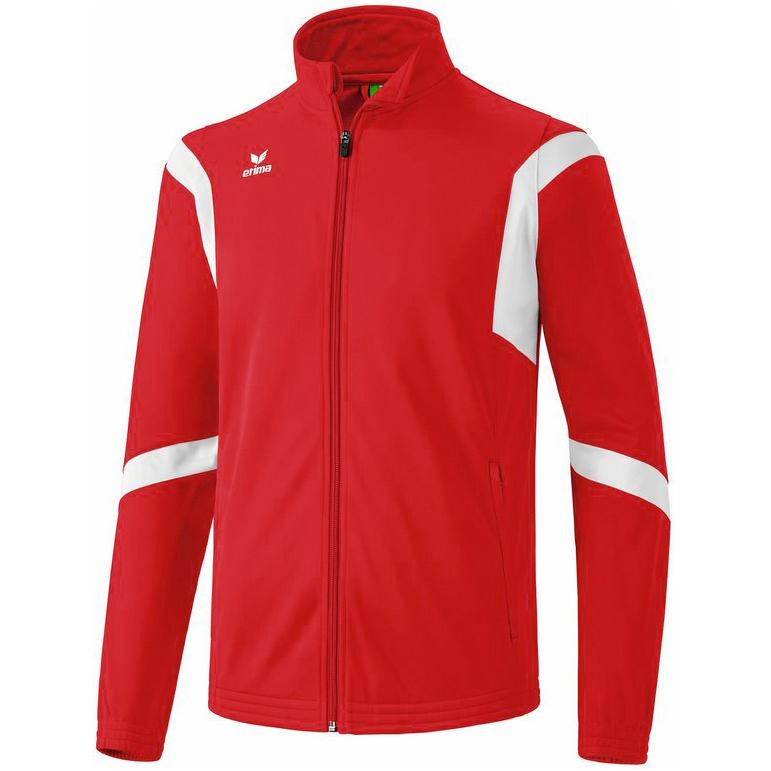 Erima Classic Team Trainingsjacke für 3,33€ + 3,95€ VSK (Größe S - L, + Kindergrößen 152 + 164) [SportSpar]