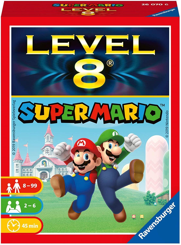 [Prime] Ravensburger Kartenspiele 26070 - Super Mario Level 8