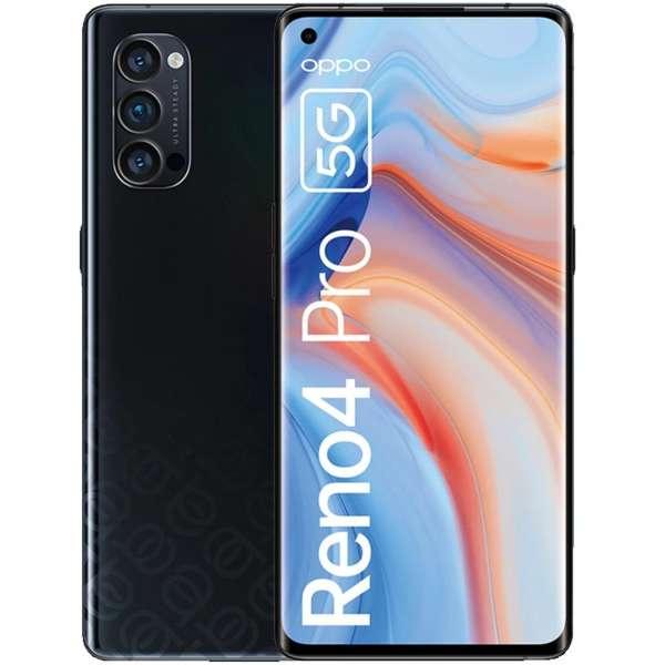 "OPPO Reno 4 Pro 5G Space Black /12/265 - 6,5"" -90Hz"