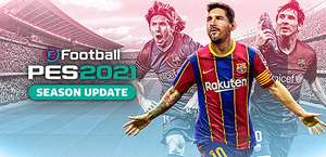 [Steam PC] eFootball PES 2021 Standard (7,81€) und Club Editionen (9,99€) (Gamesplanet)