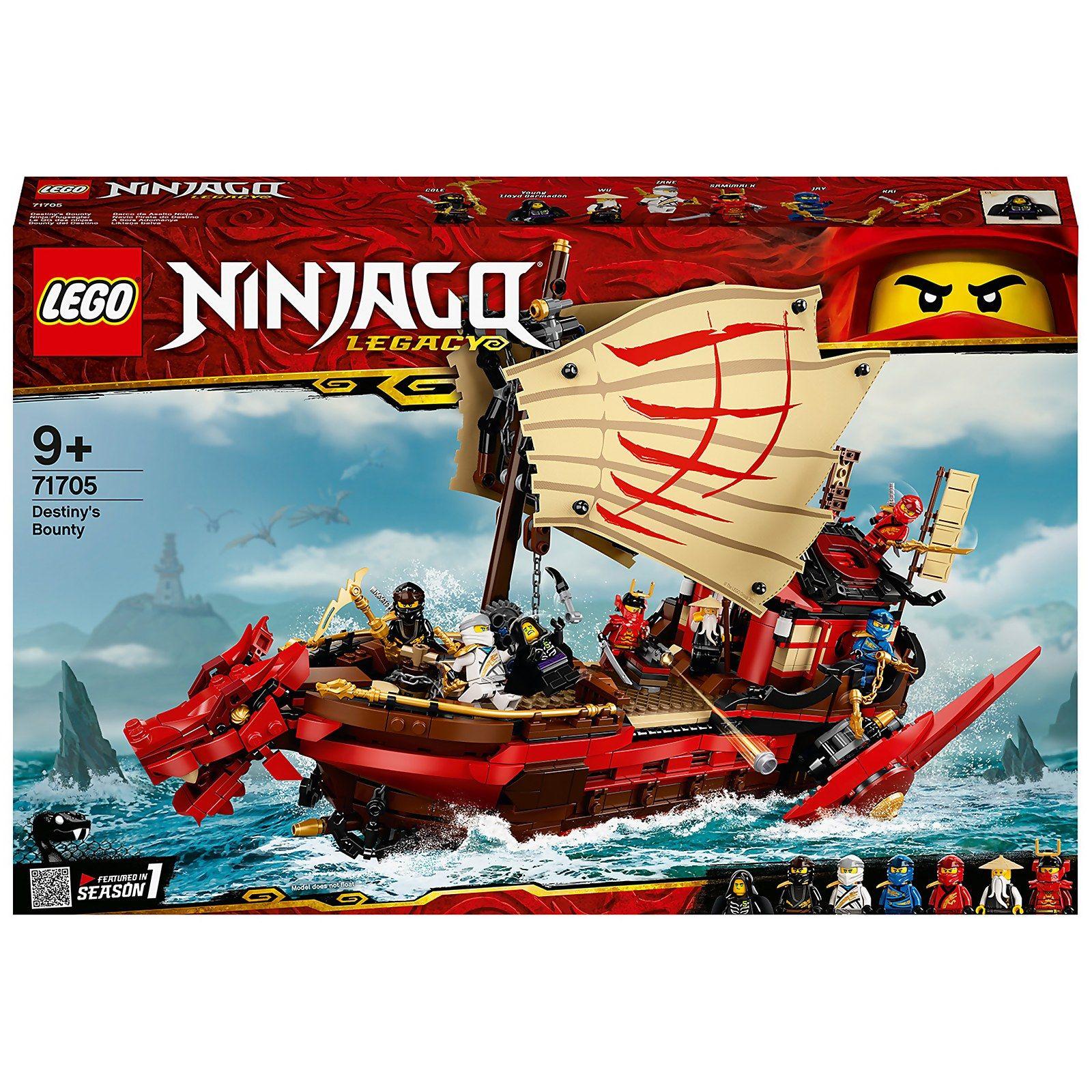 LEGO Ninjago 71705 Ninja-Flugsegler VSK-frei