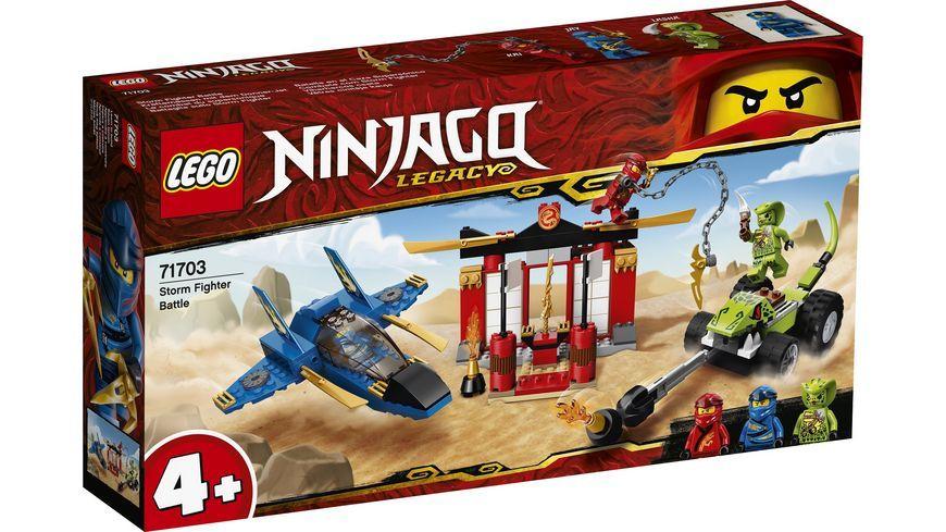[PRIME] LEGO Ninjago 71703 Kräftemessen mit dem Donner-Jet