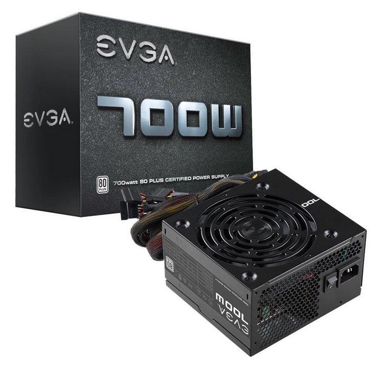 EVGA W1 Series 700W 80+ Netzteil