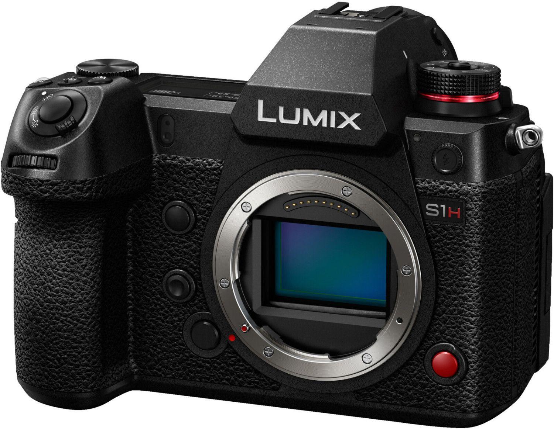 Panasonic Lumix S1H Systemkamera inkl. 2 x Litra LitraTorch & 5 Jahre Garantie | UK Digital