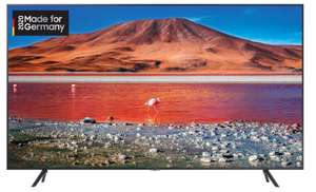"Samsung 55""-UHD-SMART-TV GU-55TU7199 (HDR 10, Triple Tuner) [Ebay]"