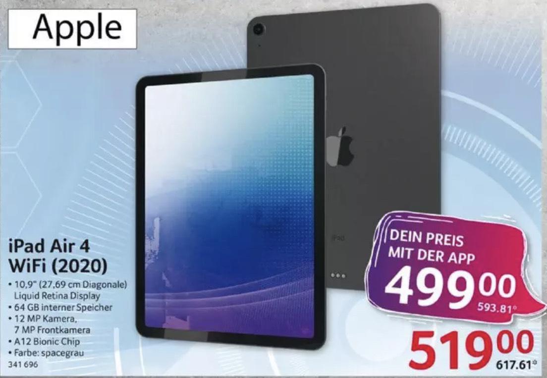 [CB-Deal] iPad Air 4 64GB WIFI - Selgros