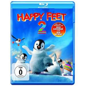 Happy Feet 2 [Blu-ray] für 6,97€ @ Amazon!