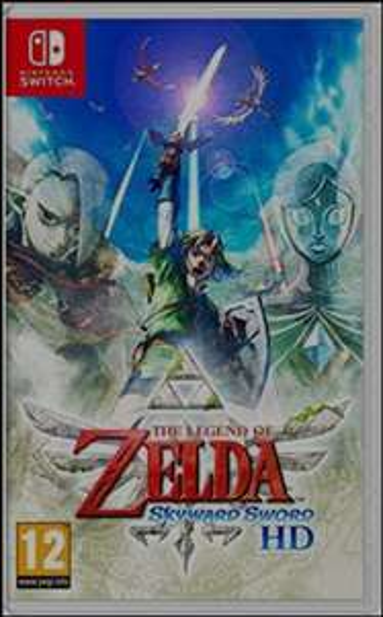 The Legend of Zelda Skyward Sword (Switch) PEGI Vorbestellung
