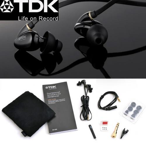 TDK BA200 High Fidelity Kopfhörer der extra Klasse @ iBood extra ( 85,90 € nächster Preis 194,04 €)