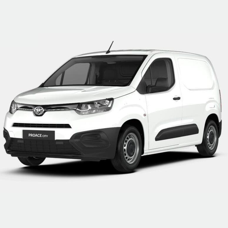 [Gewerbeleasing] Toyota Proace City Duty (75 PS) für mtl. 57,98€ (netto) + 0€ ÜF, LF & GF 0,35, 36 Monate, sofort verfügbar