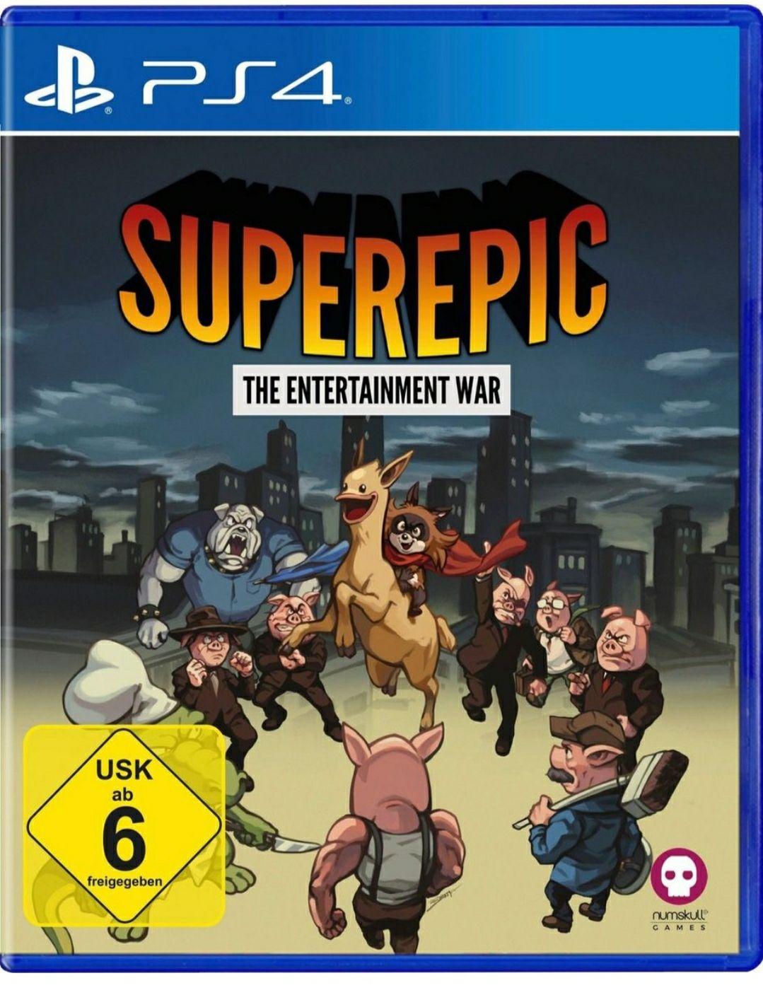 Superepic - The Entertainment War [PS4]