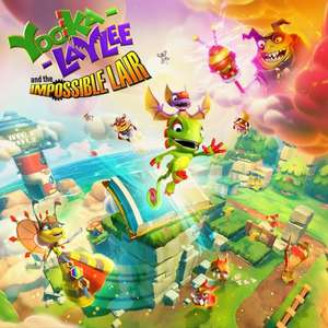 Yooka-Laylee and the Impossible Lair 7.49 € @ Nintendo eShop (Nintendo Switch)