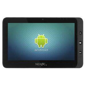 Nexoc PAD10 Tablet (10,1 Zoll) Cpu 1.66GHz-2GB DDR3-16GB SSD-Android+Windows 7 für 279€ @Real