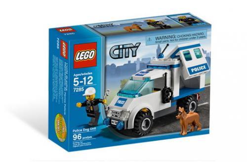 LEGO City 7285 Polizeihundeeinsatz Figur Polizist + Polizeihund Hund + Zubehör! 11,69 euro