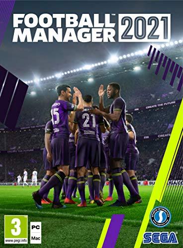 [amazon.uk] Football Manager 2021 | PC (DVD) | SEGA