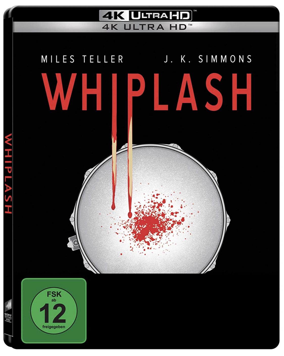 Whiplash (4K UHD Steelbook)