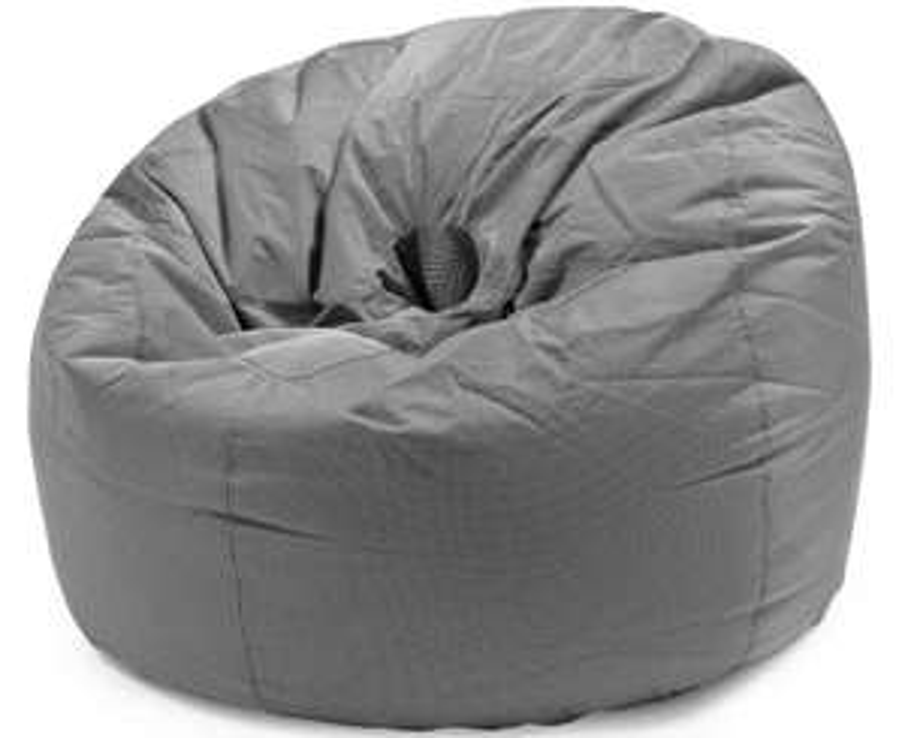 Sitzsack Outbag Donut xs, grau, inkl. Versand (weitere Modelle)