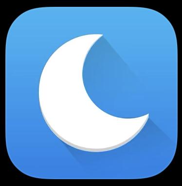 Der große Mondkalender (Keine Inapps, 4,6 / 5 Sterne) kostenlos im App Store (iOS)