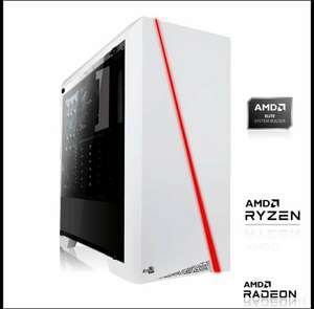 AMD Ryzen 3 4300GE 4x3.50GHz | 8GB DDR4 | Radeon Graphics | 128GB SSD NVMe Western Digital