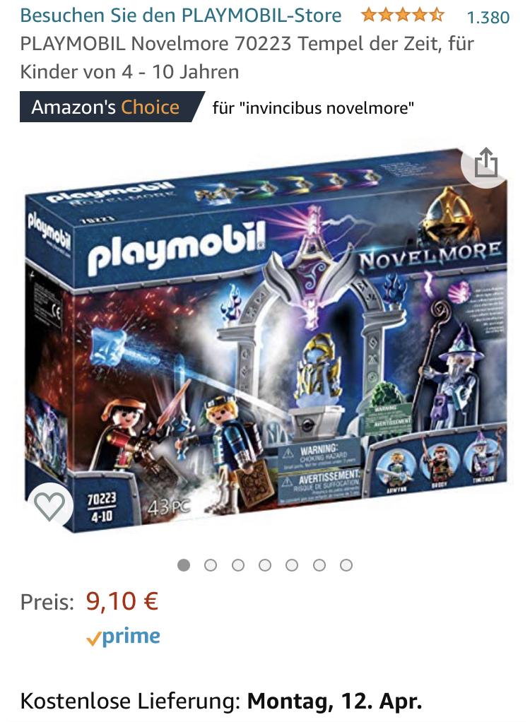 Playmobil 70223 - Novelmore