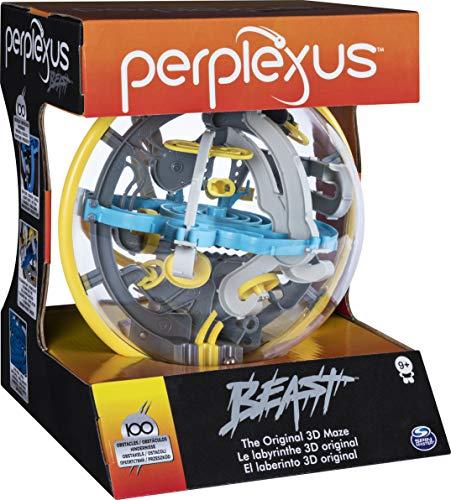 Amazon.de/Prime Spin Master Games Perplexus Beast, 3D-Labyrinth mit 100 Hindernissen