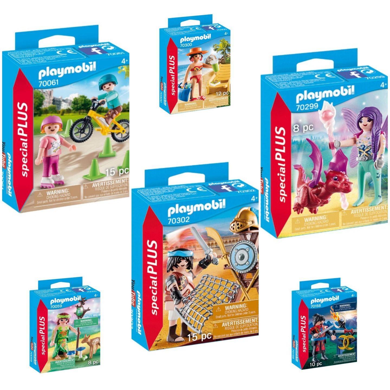 Sammeldeal Playmobil special PLUS ab 2€, Geschenkesets & Spielboxen (Filial-Lieferung)