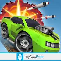 [google play store] Table Top Racing Premium | Rennspiel für Android TV